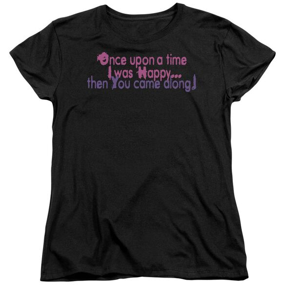 Once Upon A Time Short Sleeve Womens Tee T-Shirt