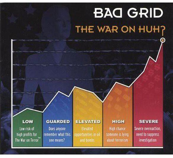 War On Huh?