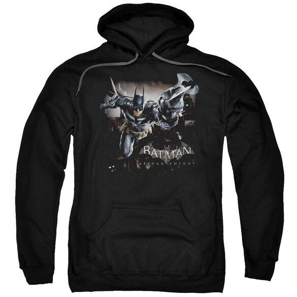 Batman Arkham Knight Grapple Adult Pull Over Hoodie