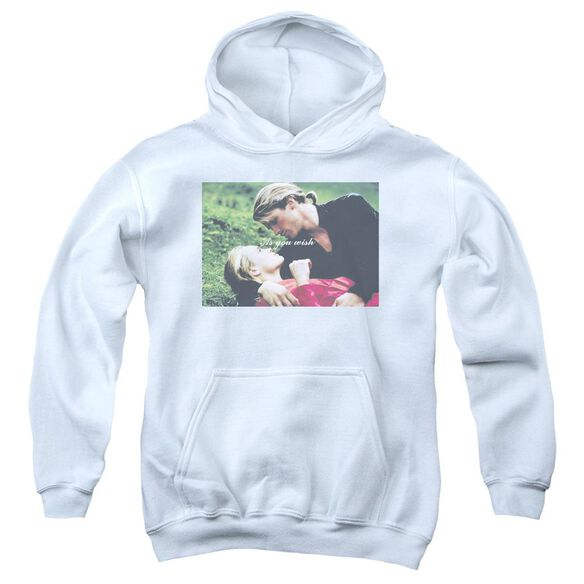 Princess Bride As You Wish Youth Pull Over Hoodie