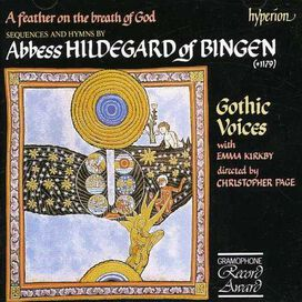 Hildegard of Bingen - Feather on the Breath of God