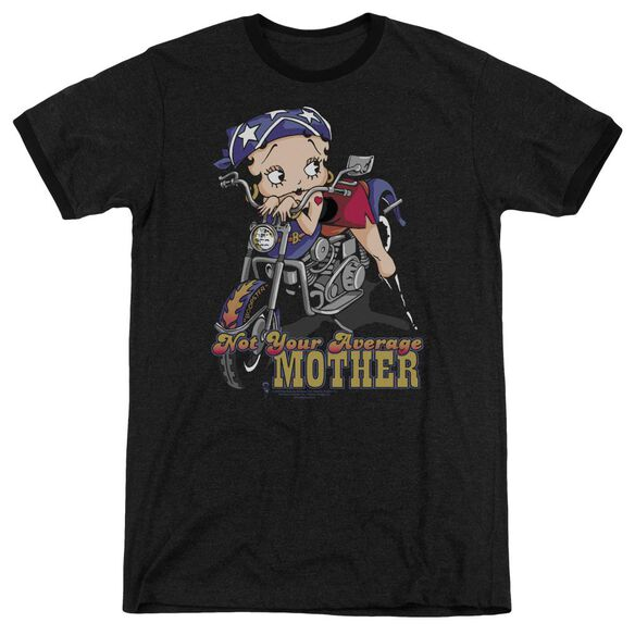 Betty Boop Not Your Average Mother Adult Heather Ringer