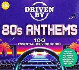Various Artists - Driven By 80s Anthems / Various