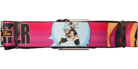 Soul Eater Trio Action Seatbelt Belt
