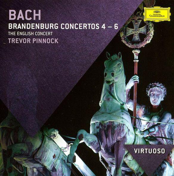 J.S. Bach - Bach, J.S. Brandenburg Concertos 4-6
