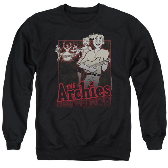 Archie Comics Perform Adult Crewneck Sweatshirt