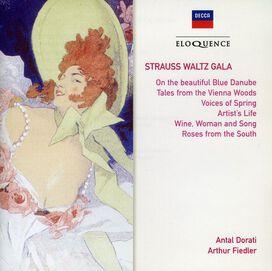 Strauss J/ Dorati/ London Phil Orch - Strauss J: Waltz Gala