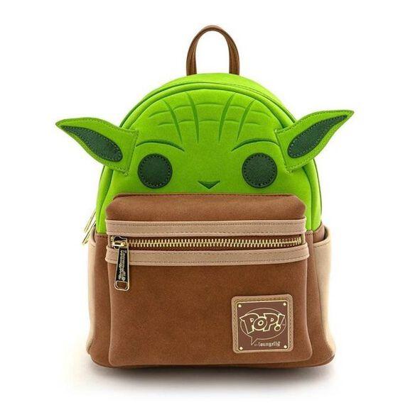 Loungefly Star Wars Yoda Mini Backpack