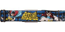 Batgirl Action Poses Seatbelt Belt