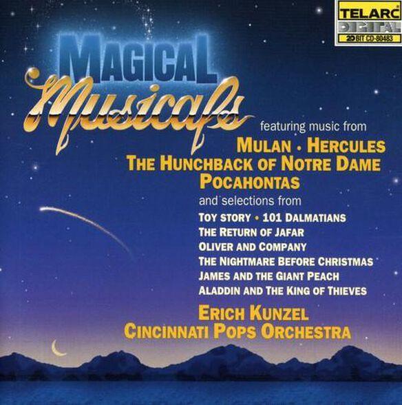 Magical Musical (Cdr) (Uk)