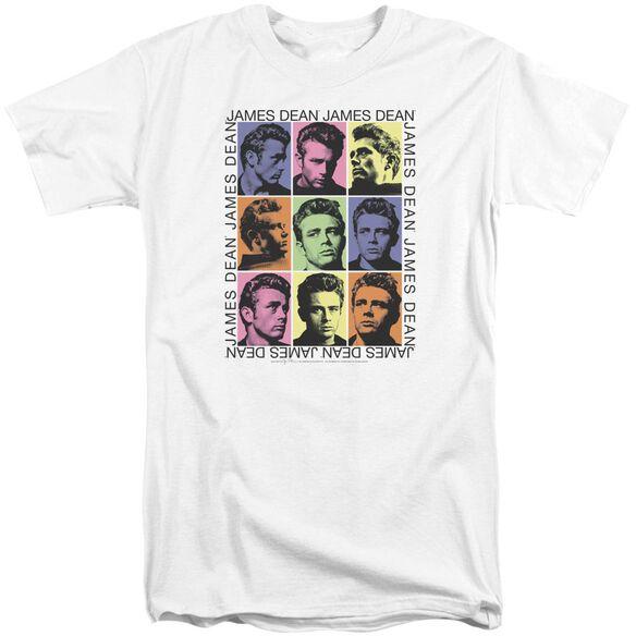 DEAN JAMES COLOR BLOCK-S/S T-Shirt