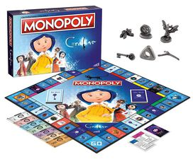 Monopoly Coraline Edition