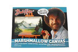Bob Ross Marshmallow Canvas