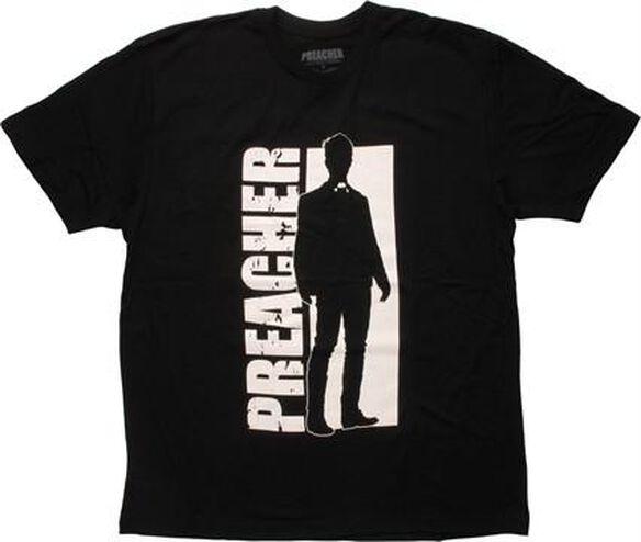 Preacher Silhouette T-Shirt