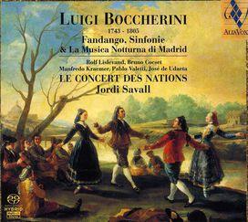 L. Boccherini - Le Concert Des Nations