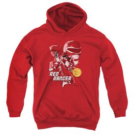 Power Rangers Ranger Youth Pull Over Hoodie