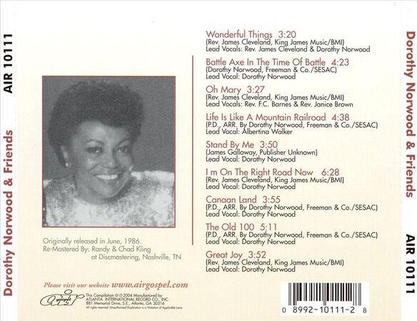 Dorothy Norwood & Fri0604