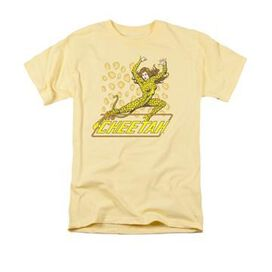 Cheetah Over Name T-Shirt