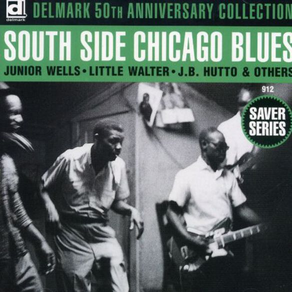 Various Artists - South Side Chicago Blues / Various