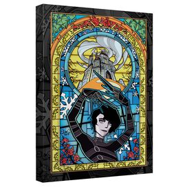Edward Scissorhands Glass Edward Canvas Wall Art With Back Board