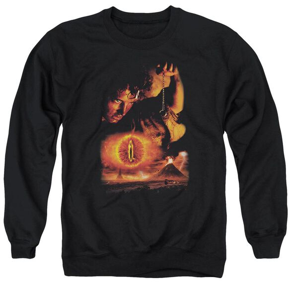 Lor Destroy The Ring Adult Crewneck Sweatshirt