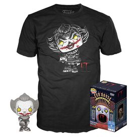 Funko Pop! IT Chapter 2 Pop & Tee Combo