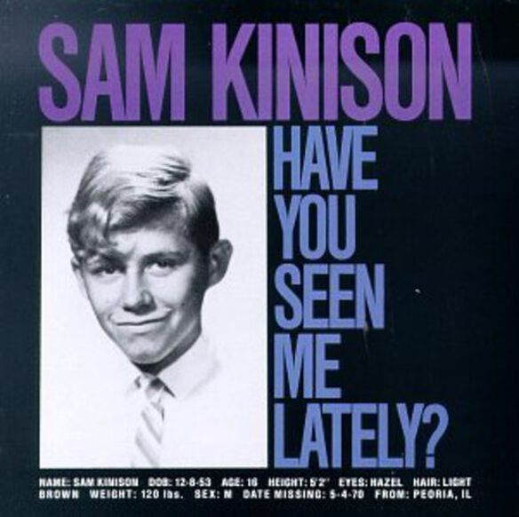 Sam Kinison - Have You Seen Me Lately?