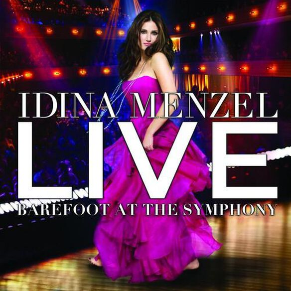 Live: Barefoot At The Symphony (W/Dvd)