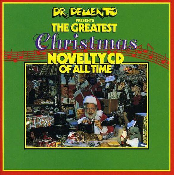 Dr Demento Greatest Christmas Novelty Cd / Various