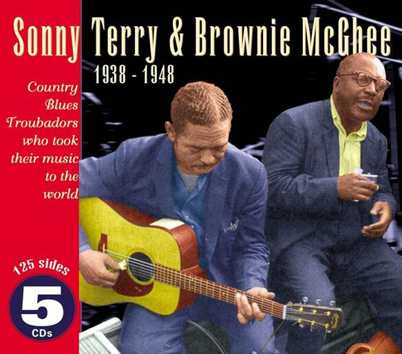Country Blues Troub'38 48