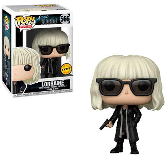 Funko Pop!: Atomic Blonde - Lorraine with Gun