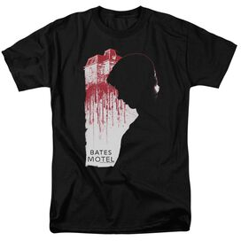 Bates Motel Criminal Profile Short Sleeve Adult T-Shirt
