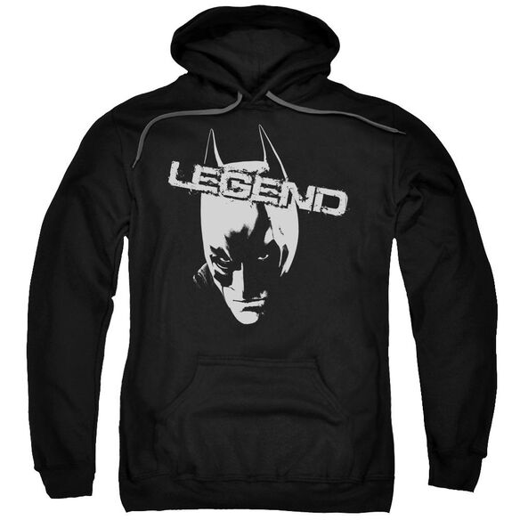Dark Knight Rises Legend Adult Pull Over Hoodie