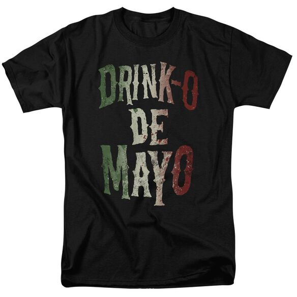 Drink O Short Sleeve Adult T-Shirt