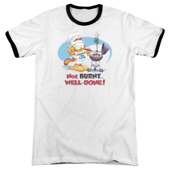 Garfield Well Done - Adult Ringer - White/black