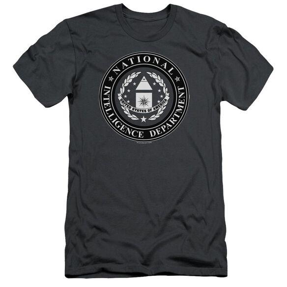 Sg1 Nid Logo Short Sleeve Adult T-Shirt