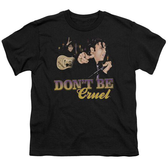 Elvis Don't Be Cruel Short Sleeve Youth T-Shirt