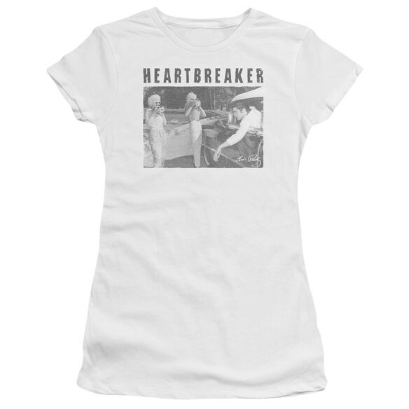 Elvis Heartbreaker Premium Bella Junior Sheer Jersey