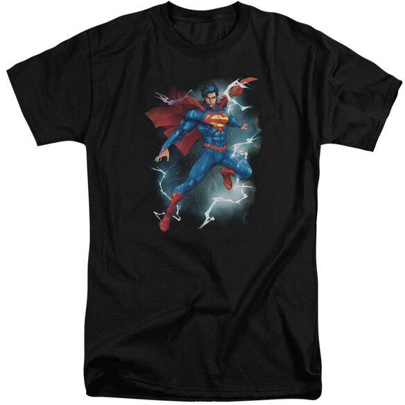 Superman Annual #1 Cover Short Sleeve Adult Tall T-Shirt