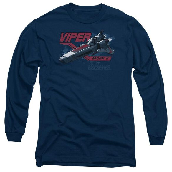Bsg Viper Mark Ii Long Sleeve Adult T-Shirt
