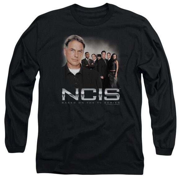 Ncis Investigators Long Sleeve Adult T-Shirt