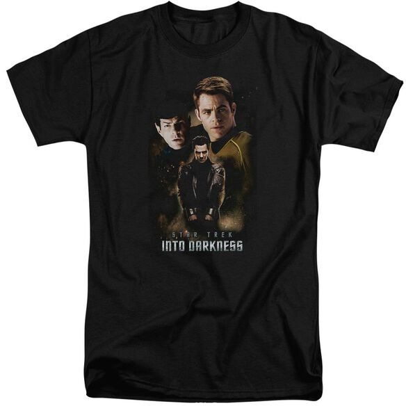 Star Trek Aftermath Short Sleeve Adult Tall T-Shirt