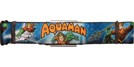 Aquaman Shark Tank Seatbelt Belt