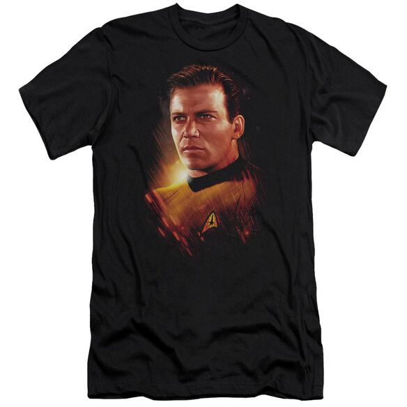 Star Trek Epic Kirk Premuim Canvas Adult Slim Fit