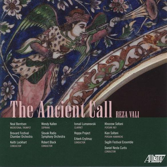 Reza Vali: Ancient Call