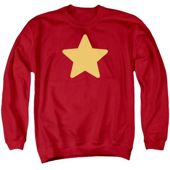 Steven Universe Star Adult Crewneck Sweatshirt