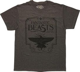 Fantastic Beasts and Where to Find Them T-Shirt