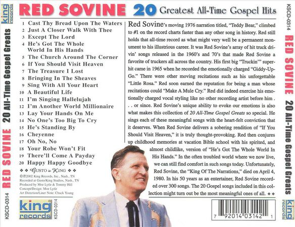 20 All Time Gospel Hits