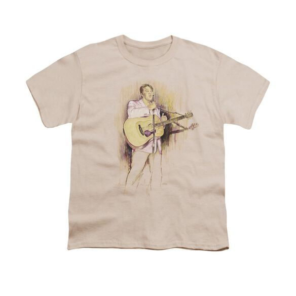 Elvis I Was The One Short Sleeve Youth T-Shirt