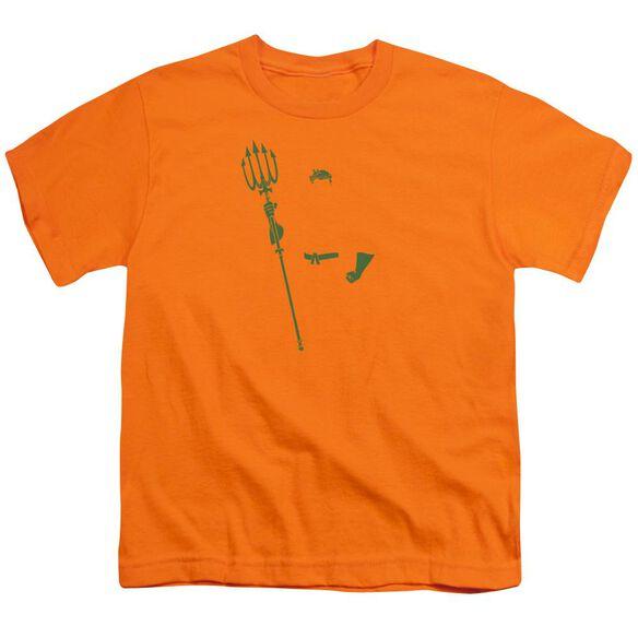 Dc Aqua Min Short Sleeve Youth T-Shirt